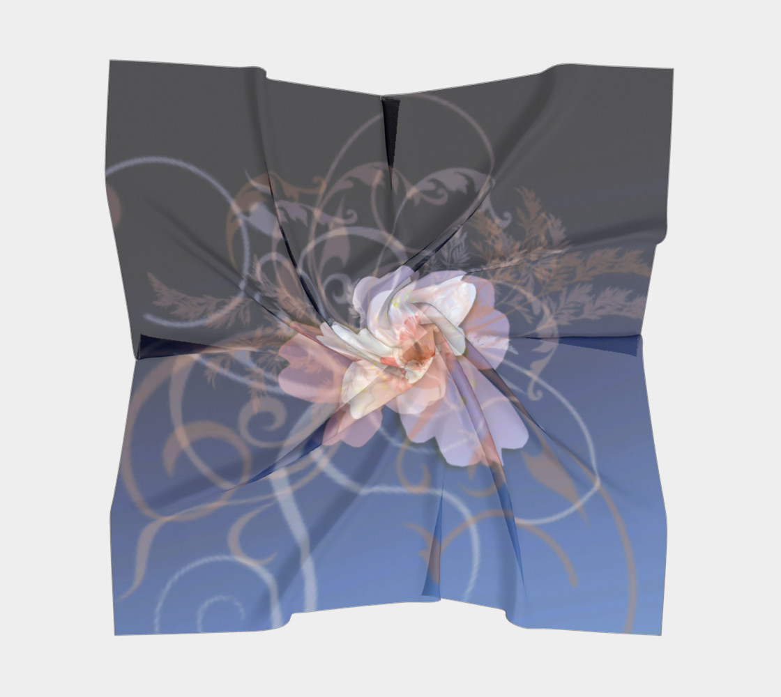 Flower Pop Scarf preview #5
