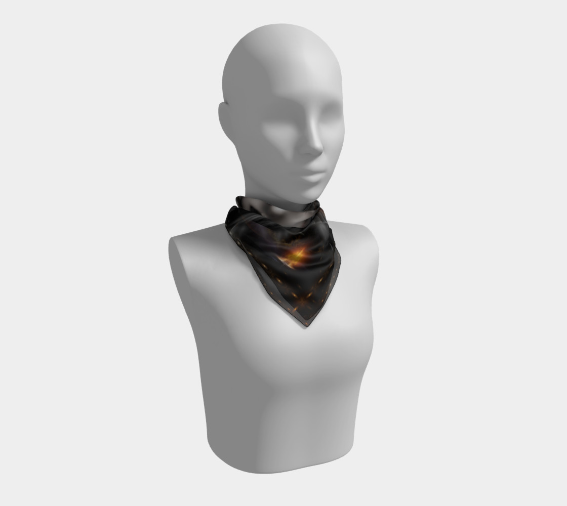 Thinosia Queen Of Armageddon Square Scarf LG preview #1