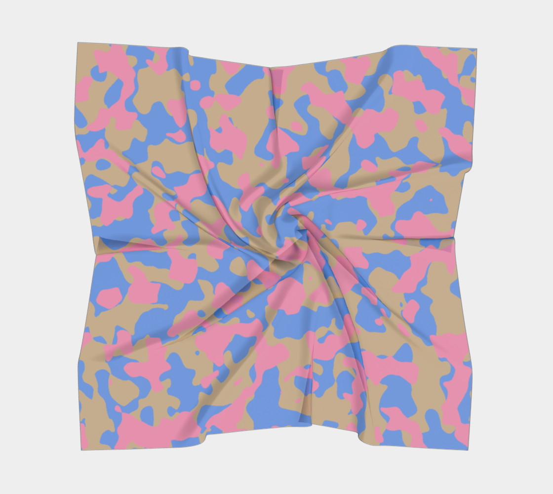 Pink Camouflage preview #5