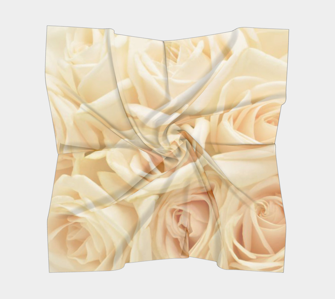 Cream Roses preview #5