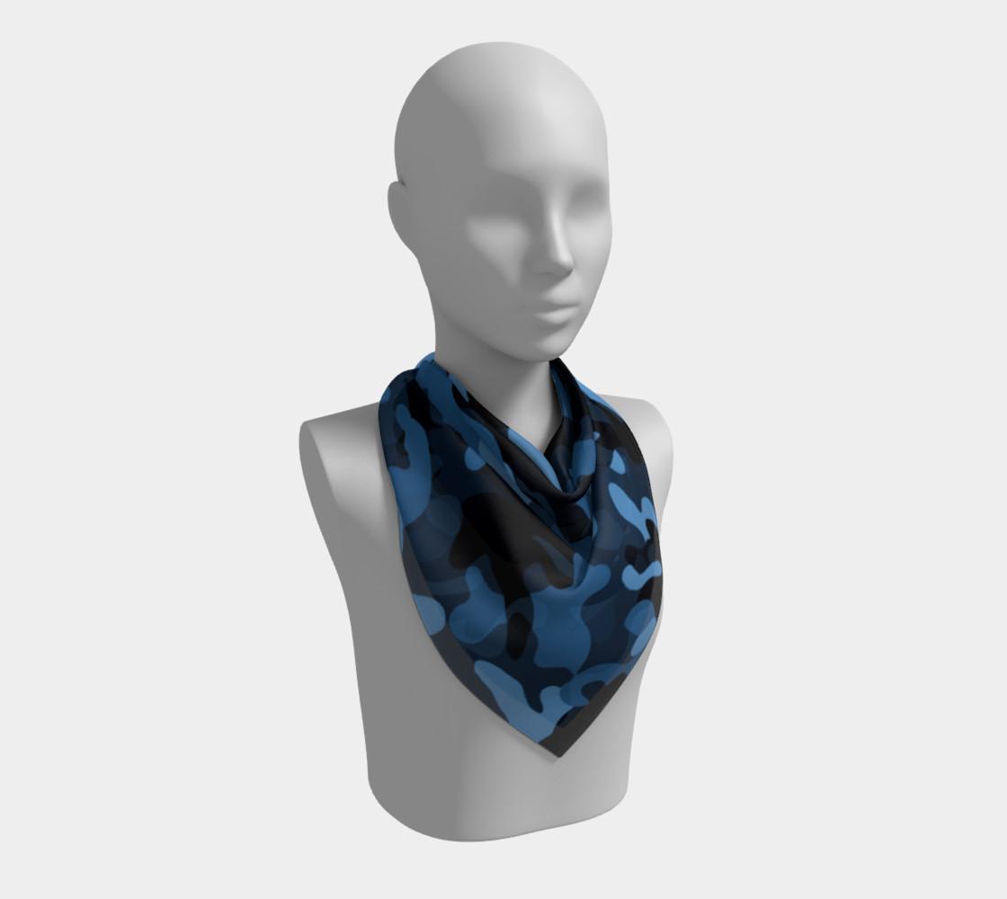 Camouflage - Gris et Bleu preview #2