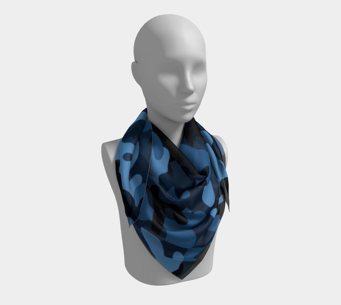 Camouflage - Gris et Bleu preview #3