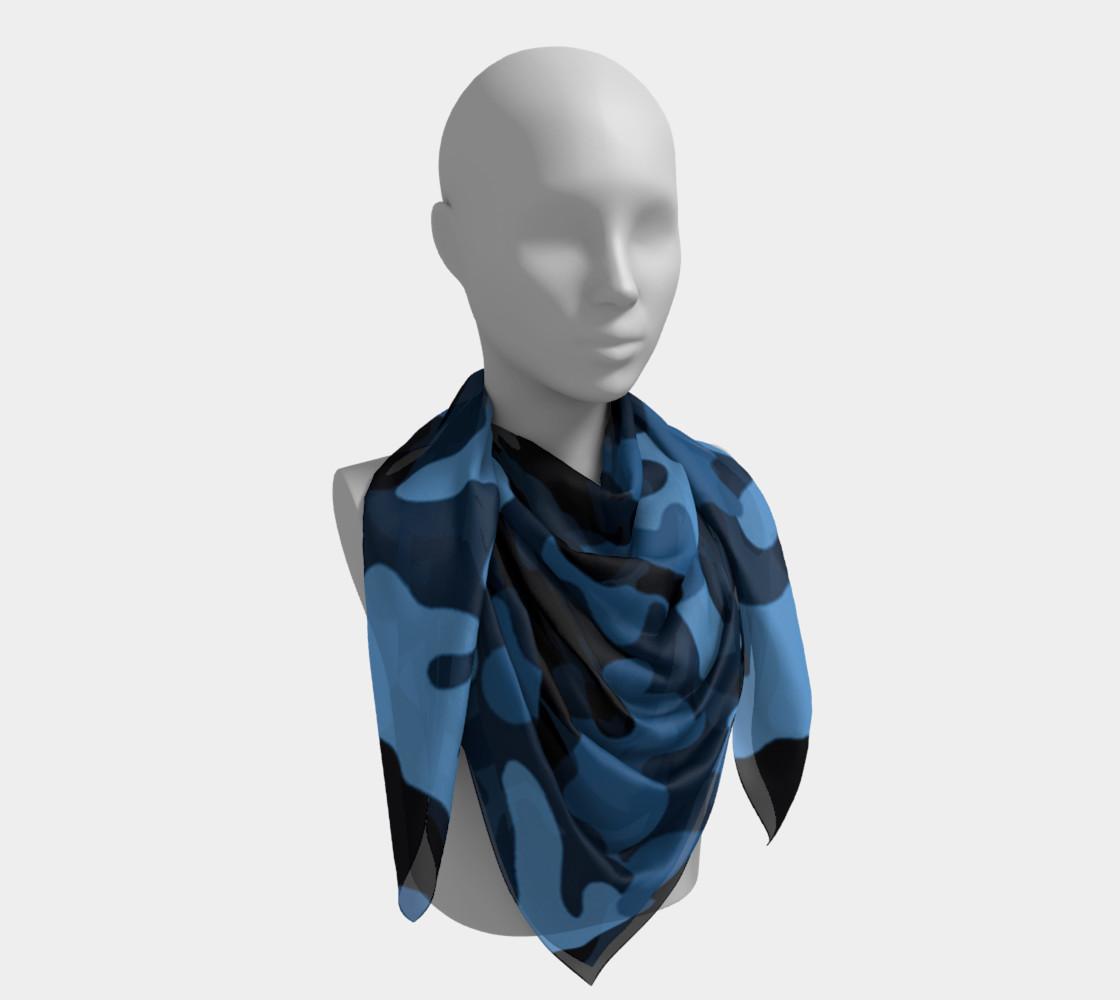Camouflage - Gris et Bleu preview #4