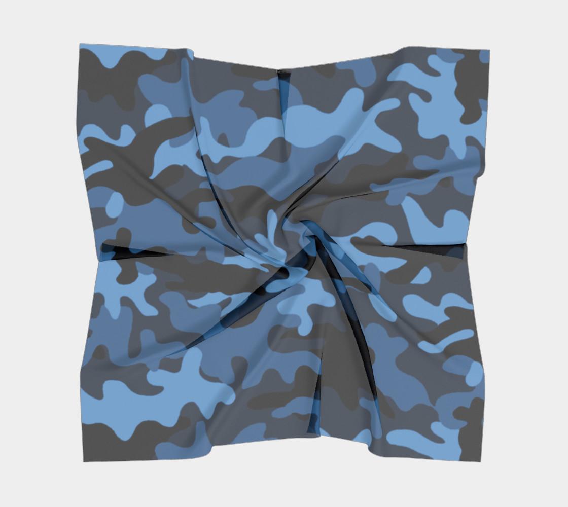 Camouflage - Gris et Bleu preview #5