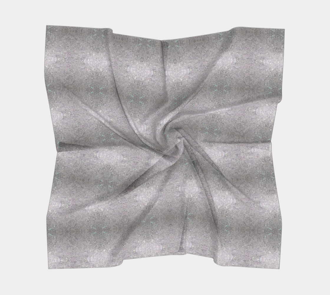 Gray Dirt Specs (26 x 26) Scarf preview #5