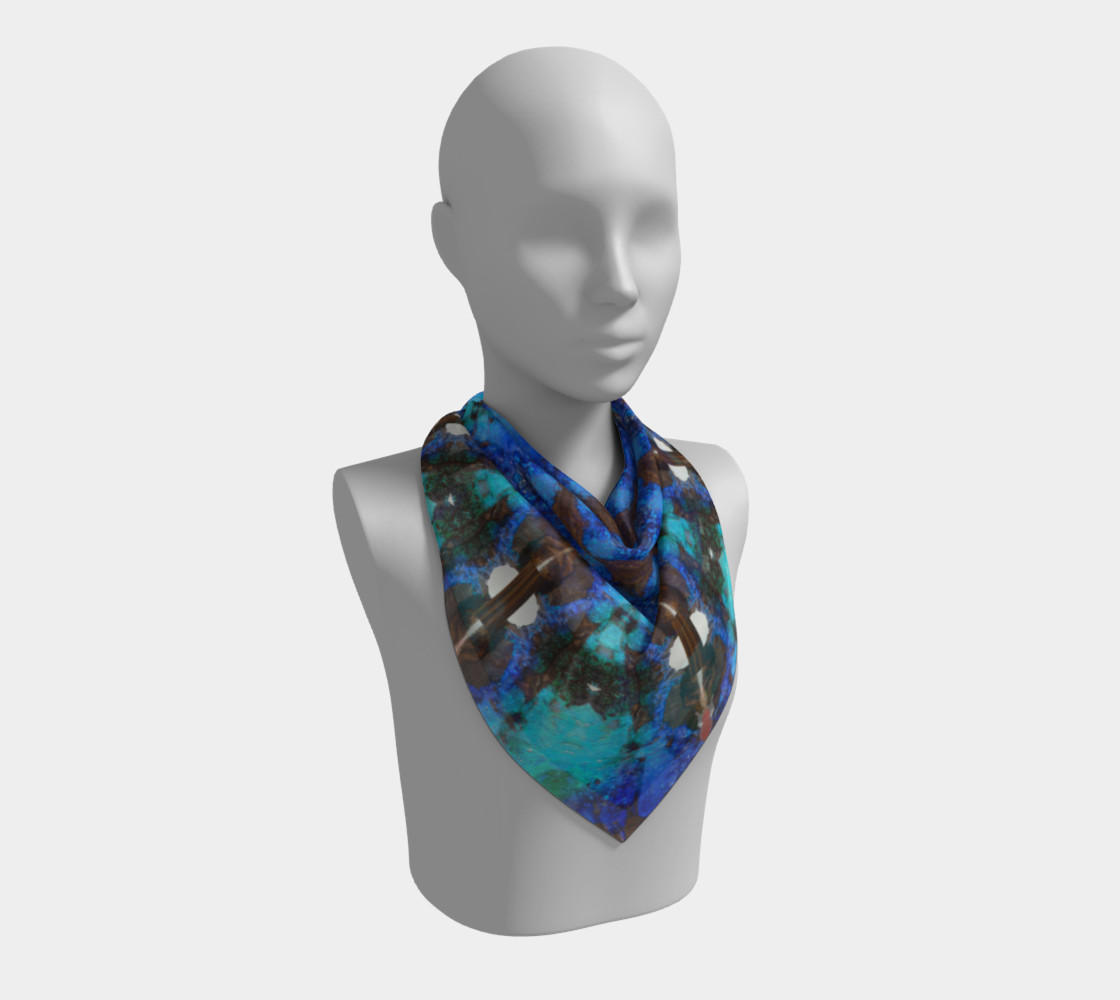Boulder Opal Square Scarf preview #2