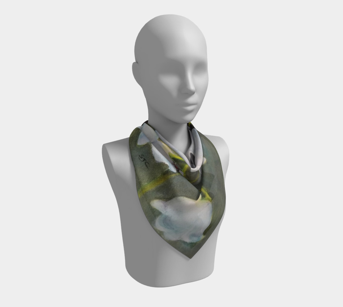 LILY of the VALLEY Scarf preview #2