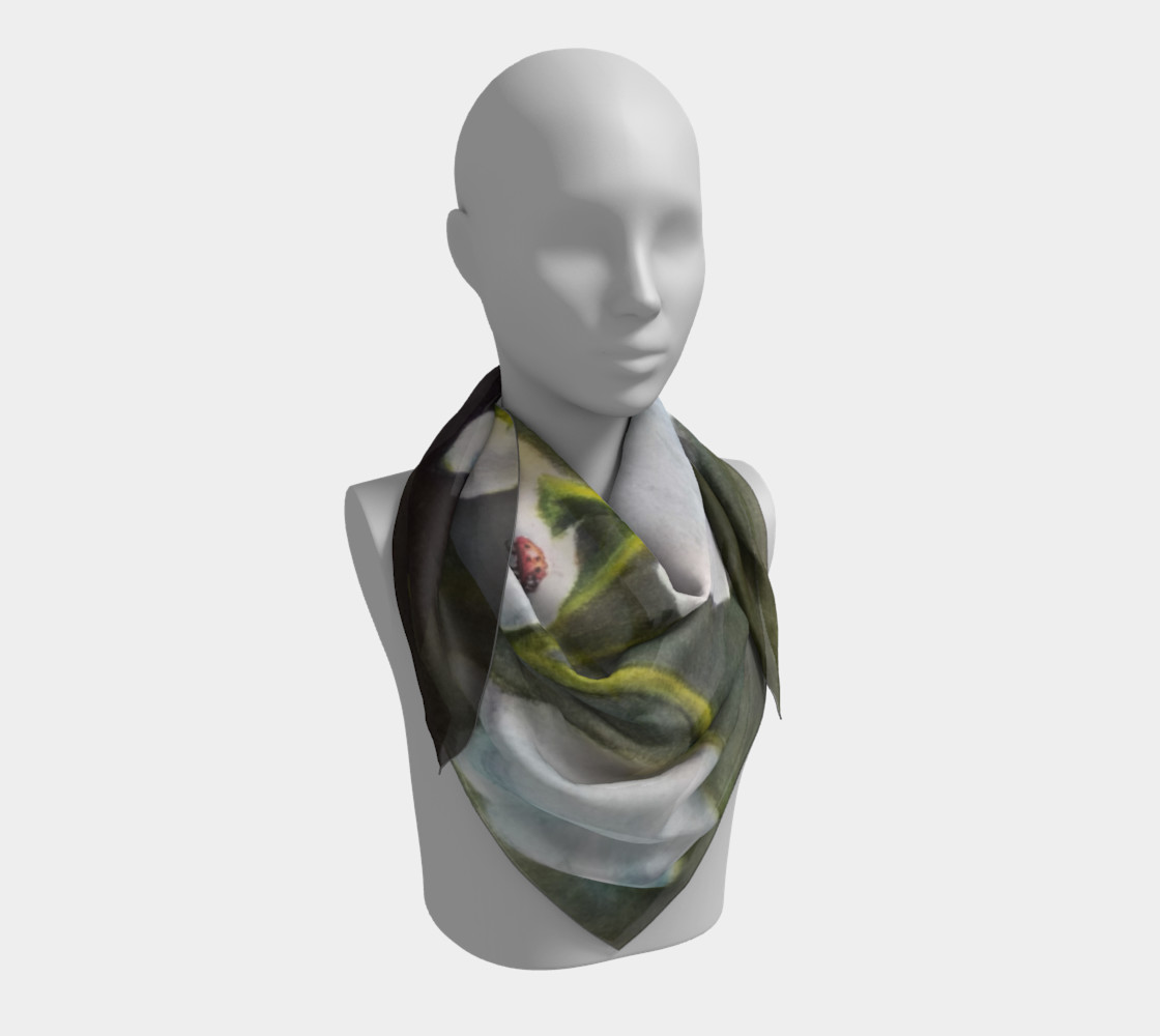 LILY of the VALLEY Scarf preview #3