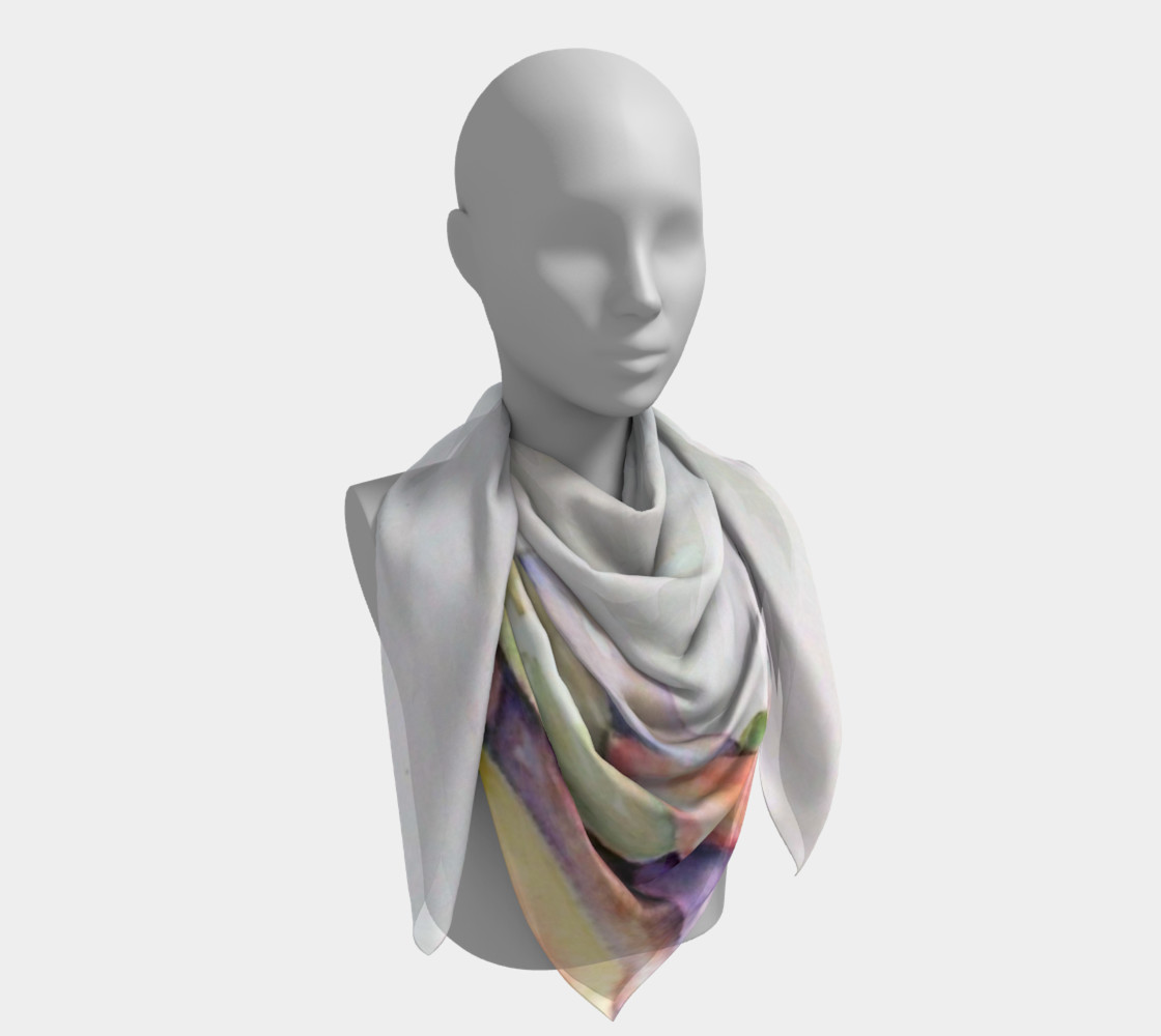 LUCKY BAMBOO Scarf preview #4