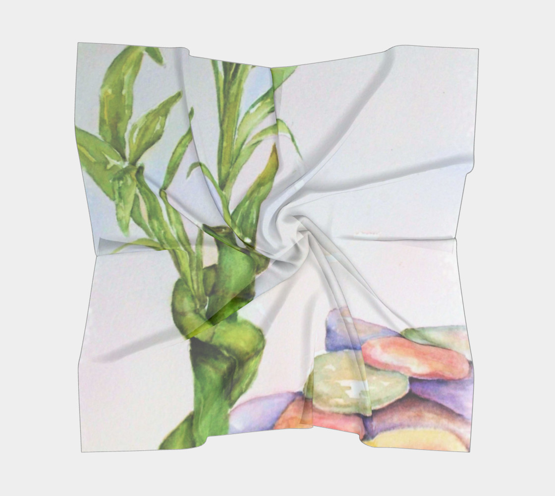 LUCKY BAMBOO Scarf preview #5