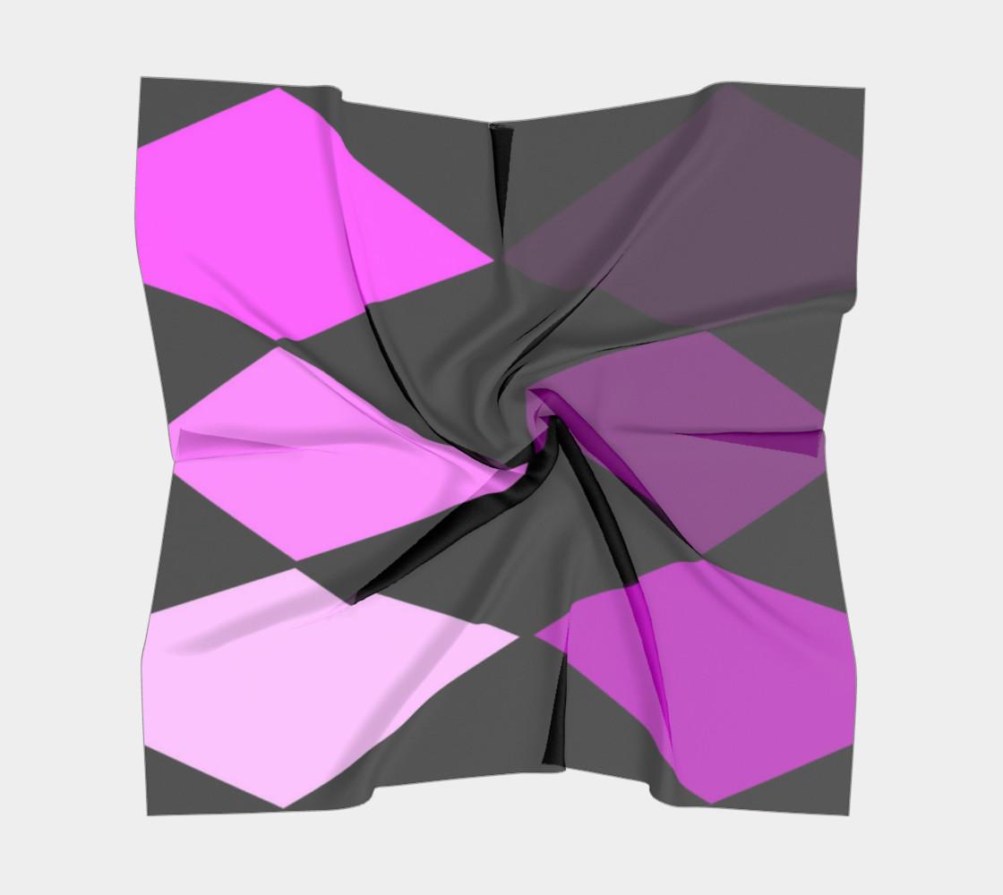 Purple Fade Harlequin Circus Diamonds preview #5