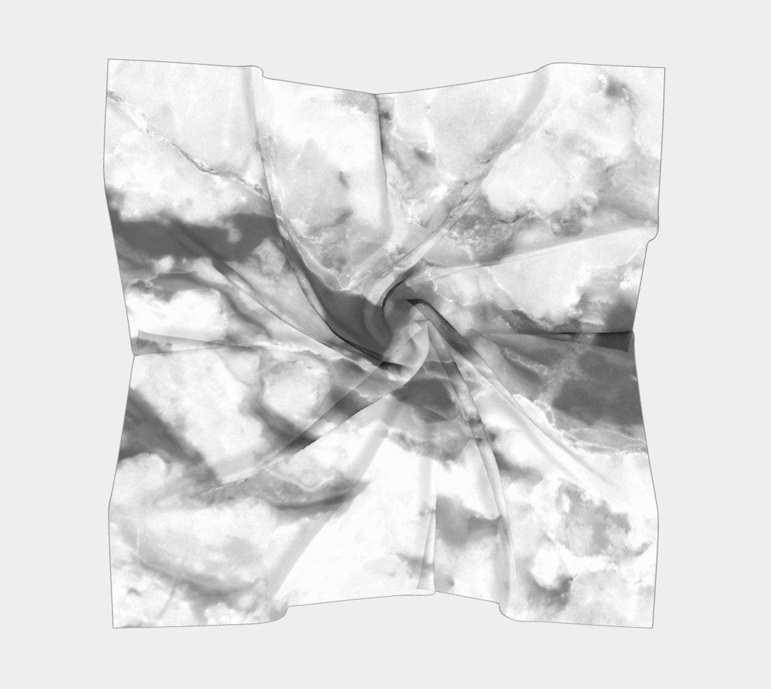 Marble Black and White preview #5