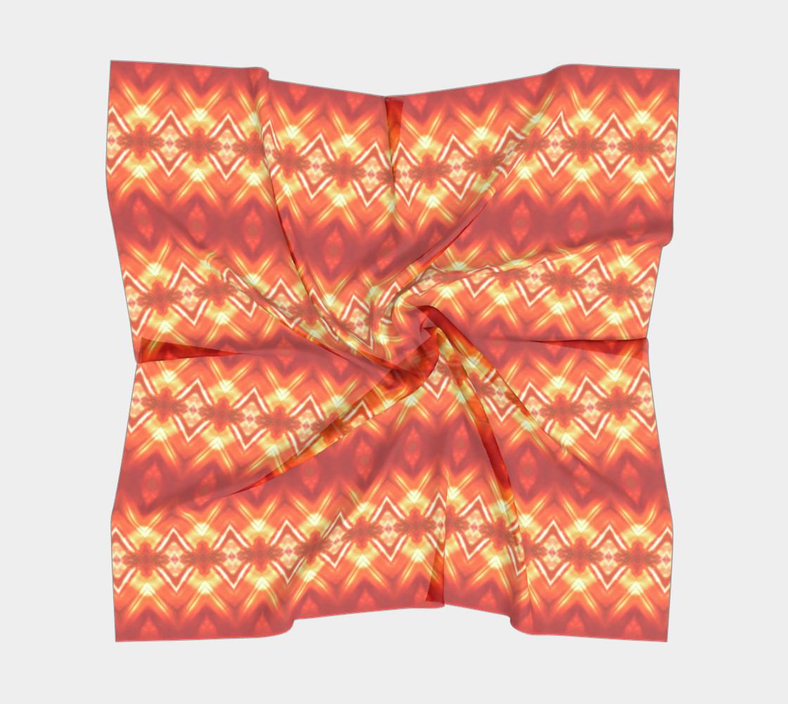 Orange Flower Diamond  preview #5