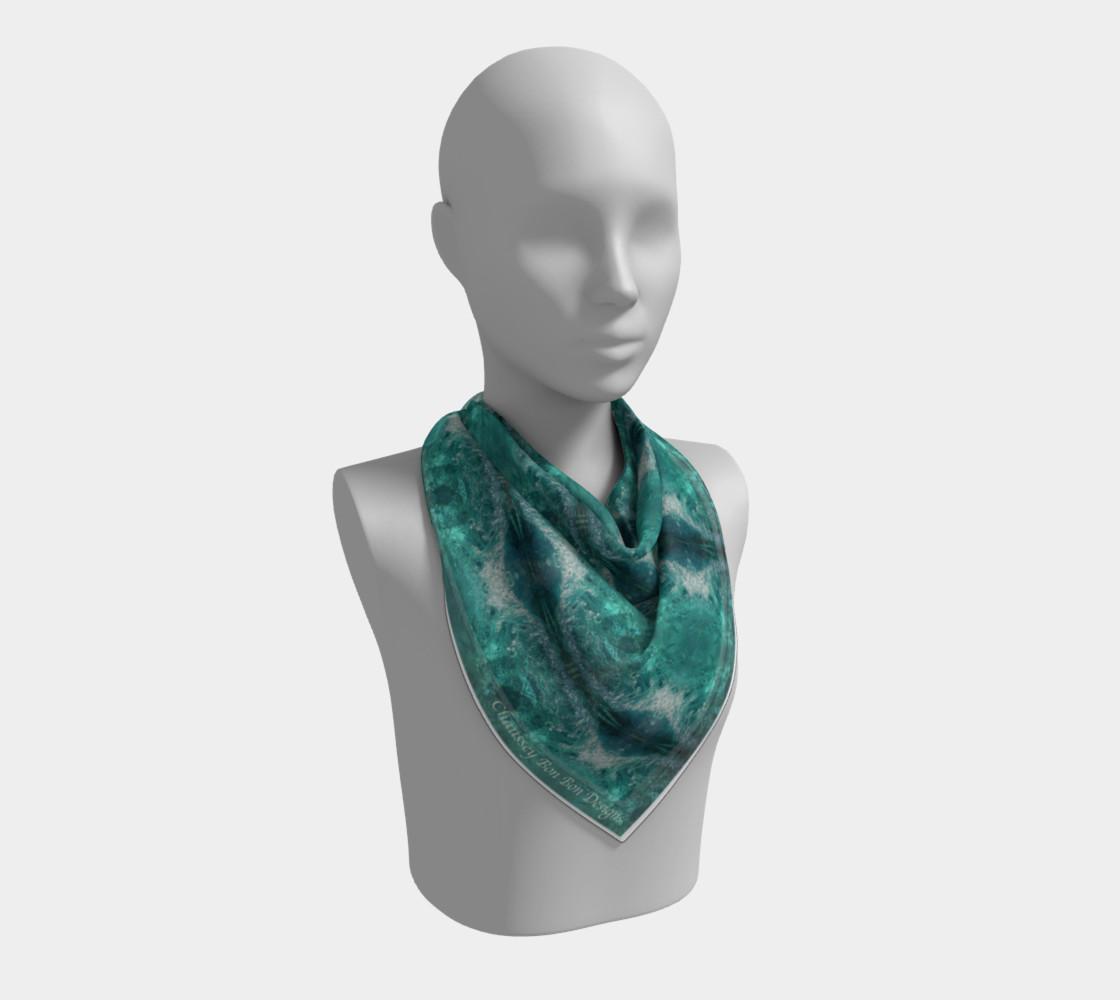 mandala#581#scarf#signed#150dpi preview #2
