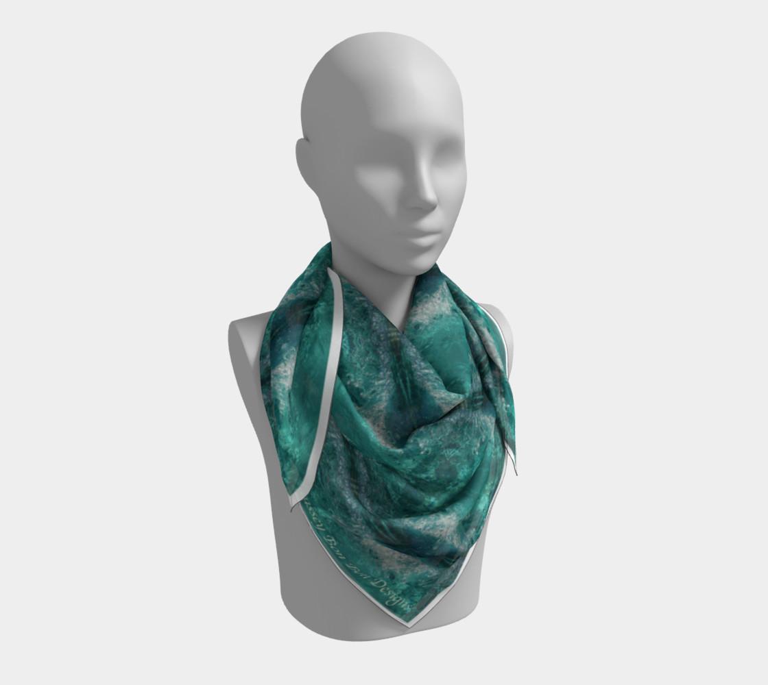mandala#581#scarf#signed#150dpi preview #3