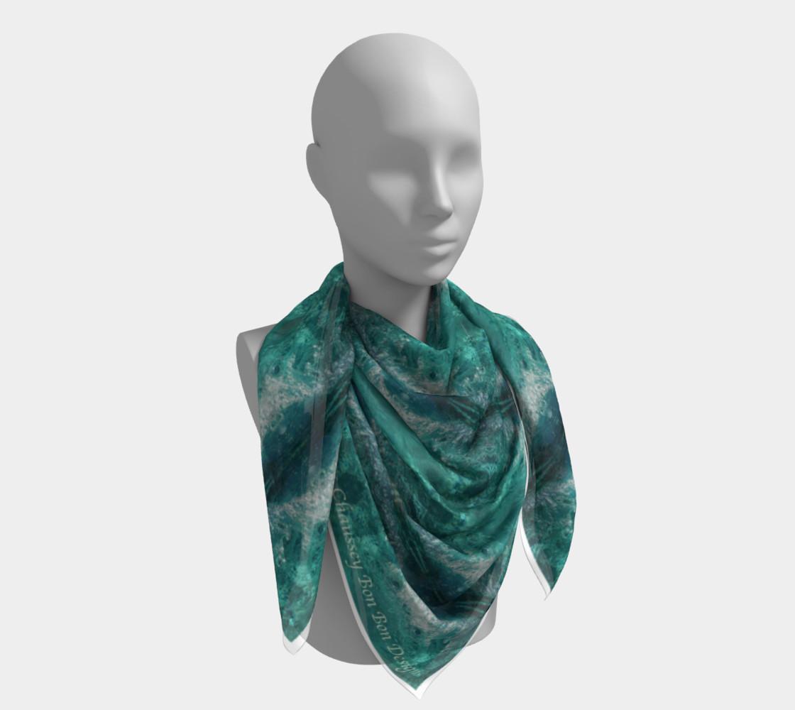 mandala#581#scarf#signed#150dpi preview #4