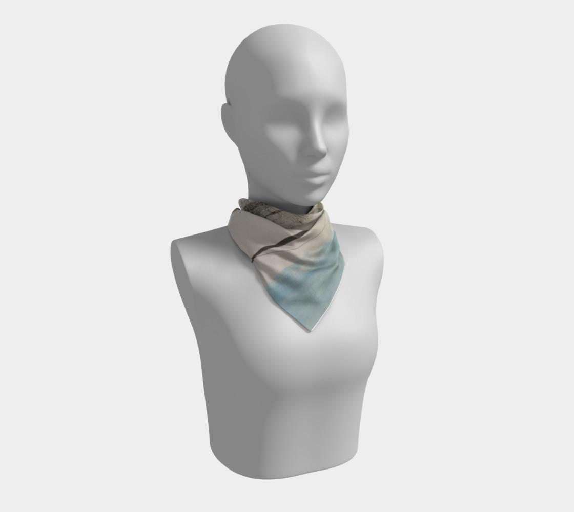 Aperçu de ocean current scarf #1