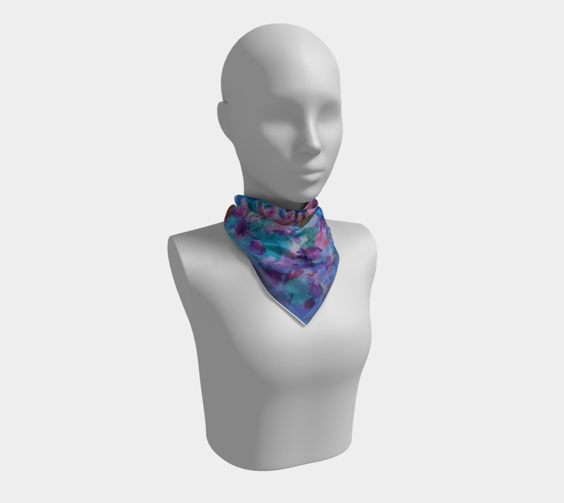 Colorful Day Scarf preview #1
