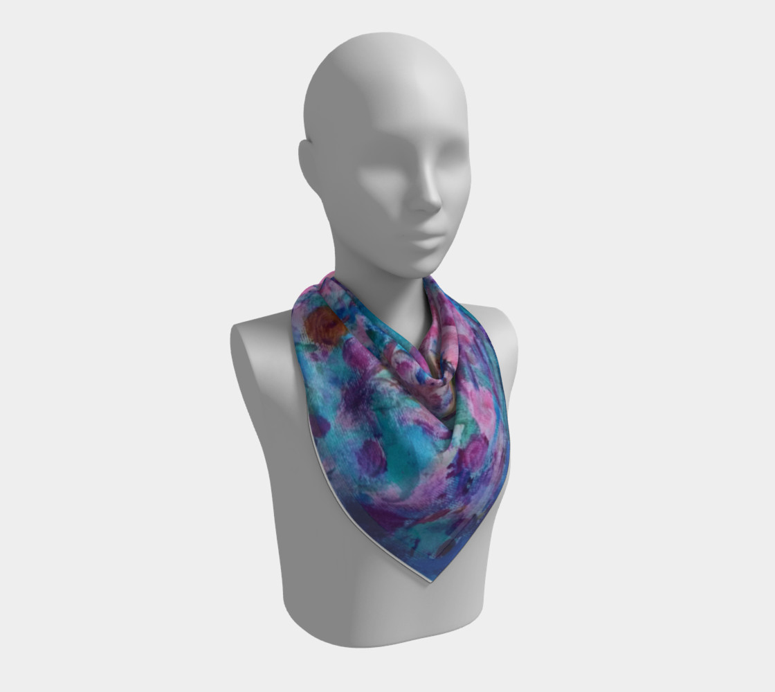 Colorful Day Scarf preview #2