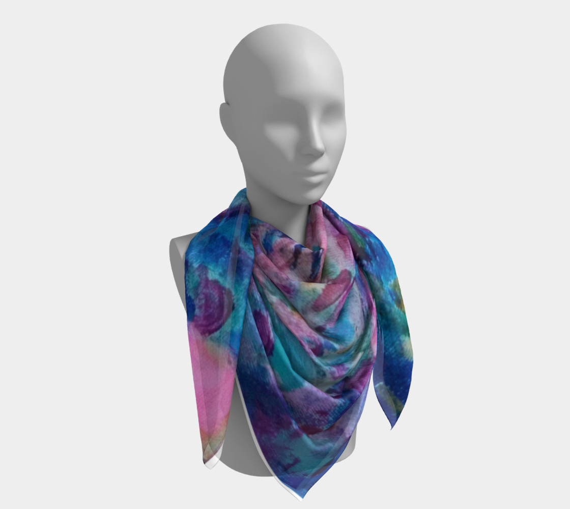 Colorful Day Scarf preview #4