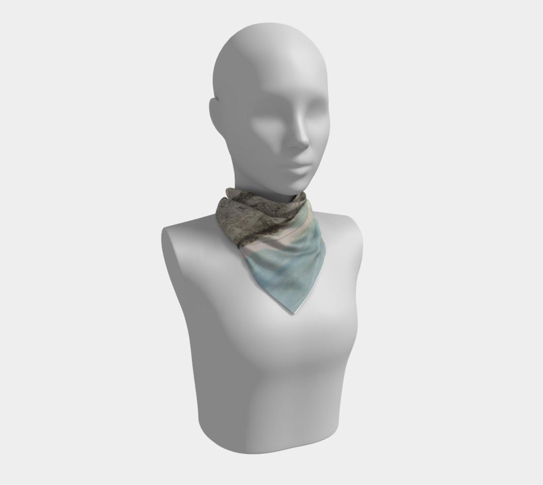 ocean deep scarf preview #1