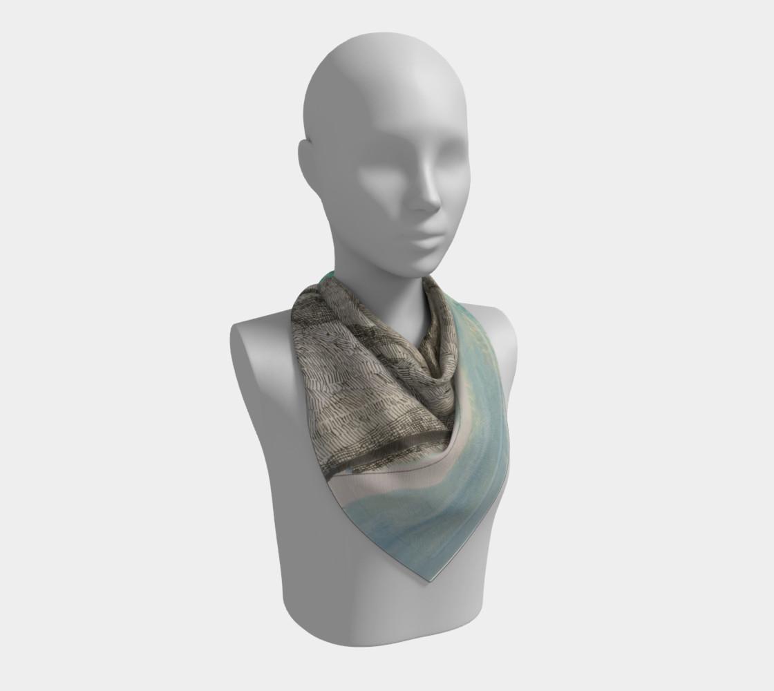 ocean deep scarf preview #2