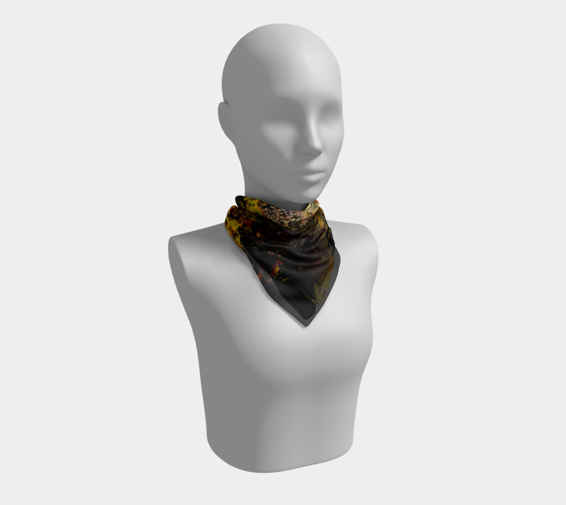 Warrior One Square Scarf preview #1