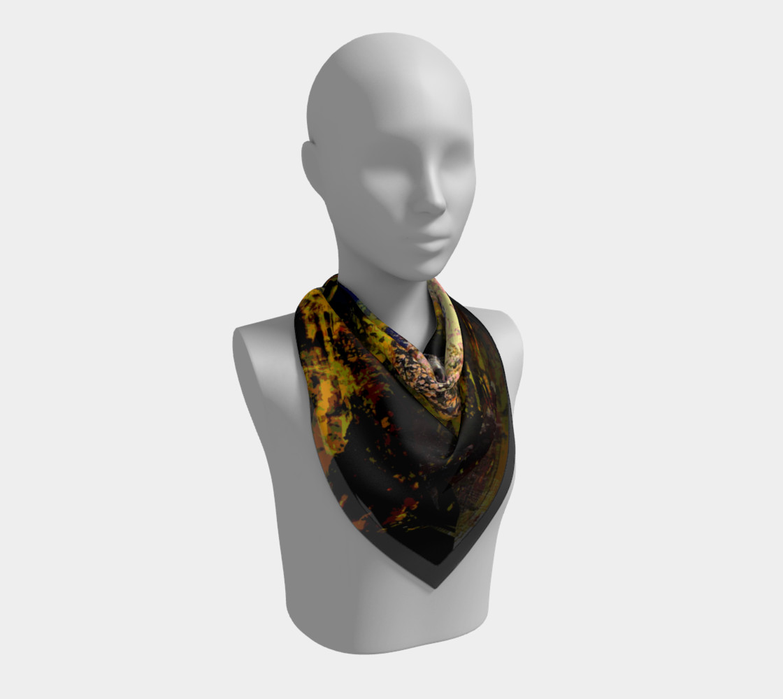 Warrior One Square Scarf preview #2