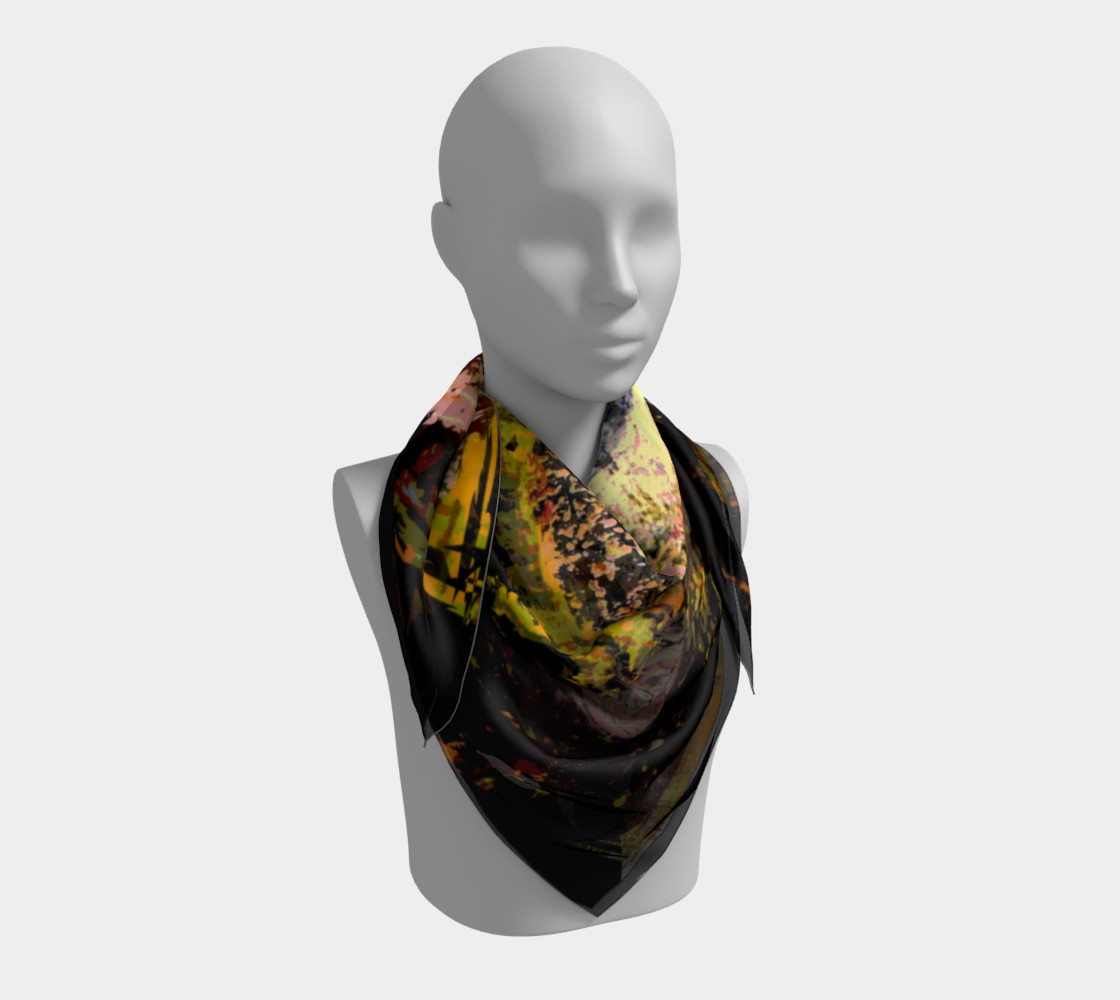 Warrior One Square Scarf preview #3