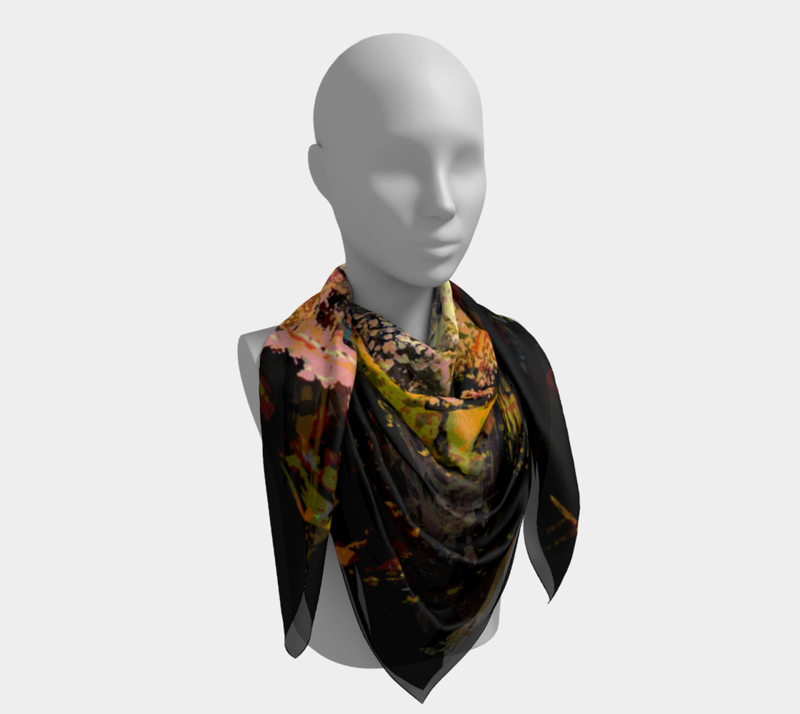 Warrior One Square Scarf preview #4