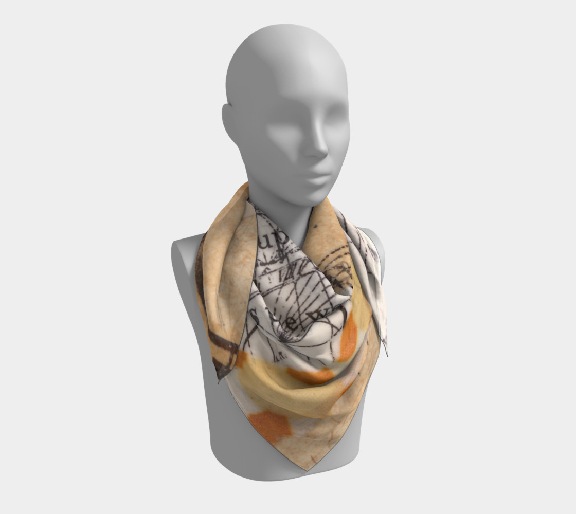 "The Break Up 26"" Scarf preview #3"