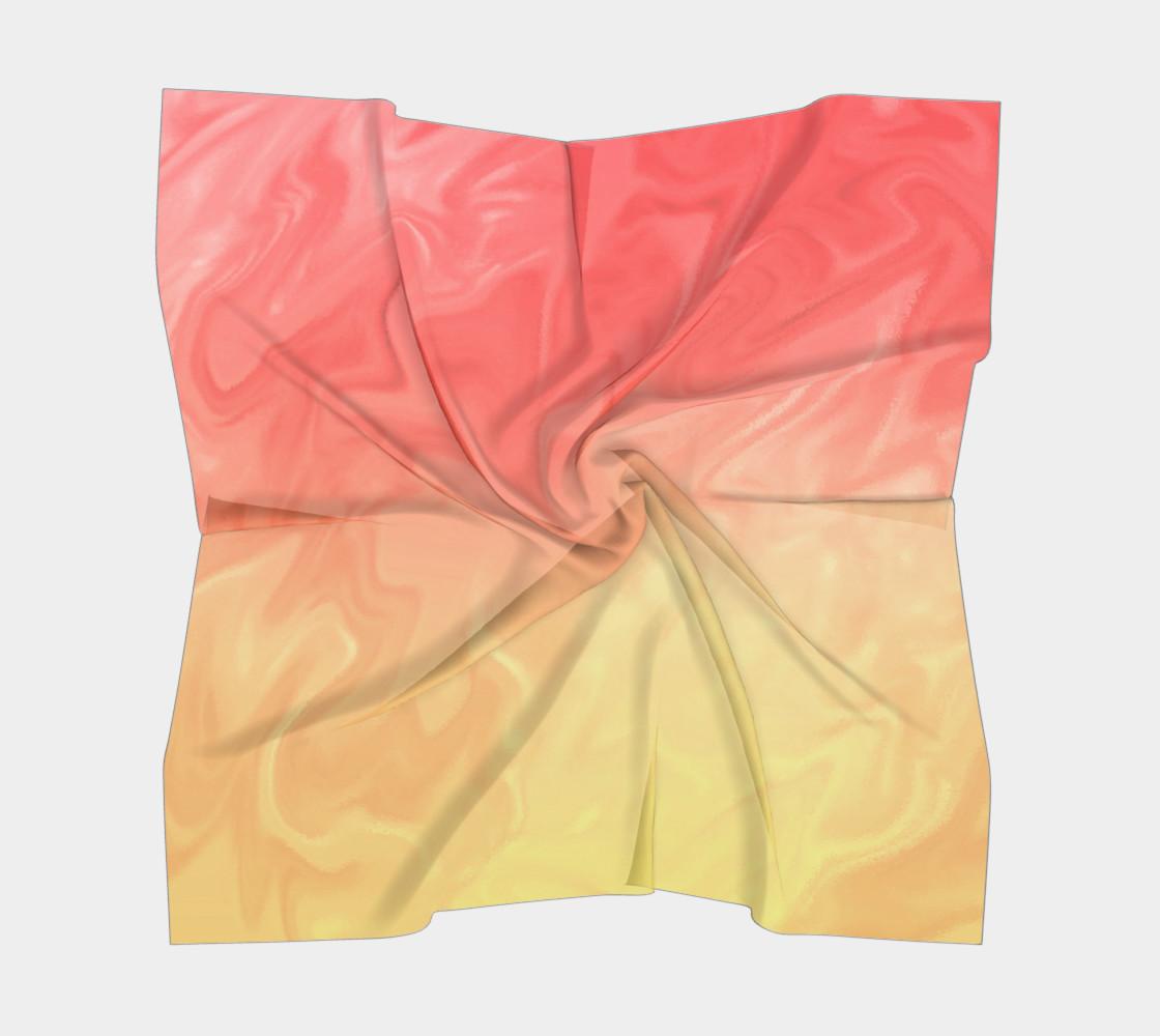 Aperçu de Ombre Orange Yellow Pattern  #5