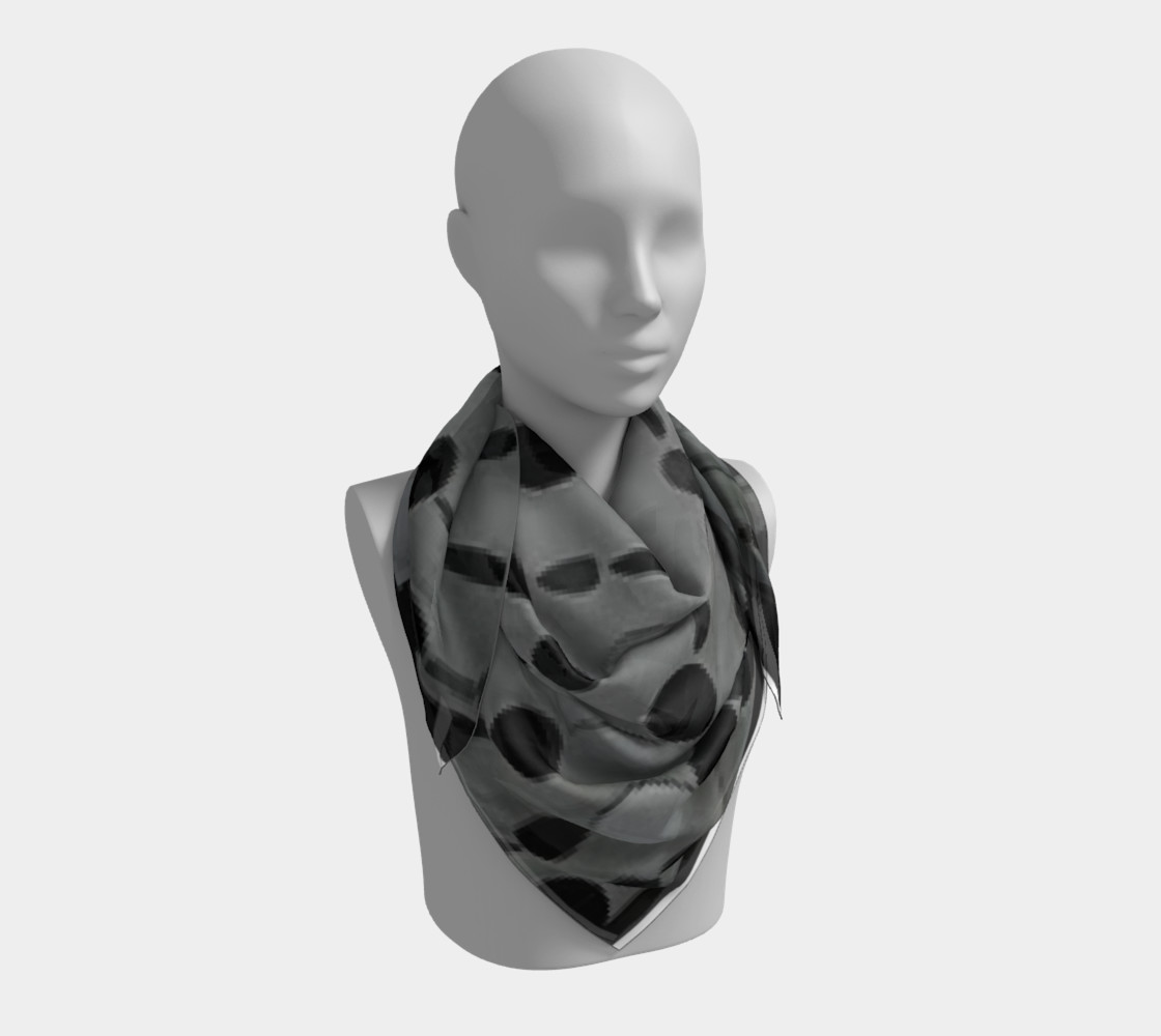 Round Cirkle Scarf preview #3