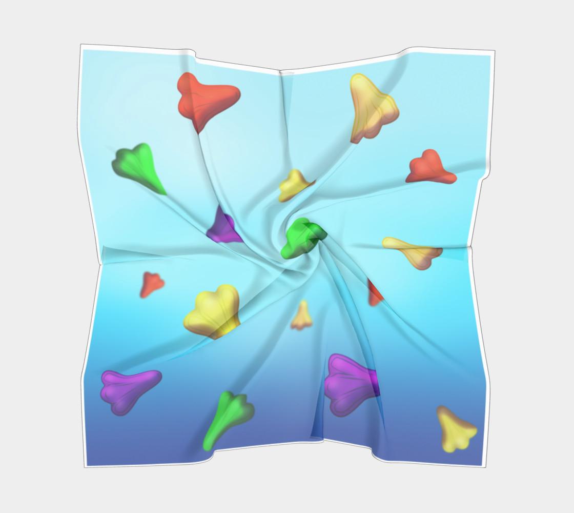 Aperçu de Jelly Plane Scarf by Squibble Design #5