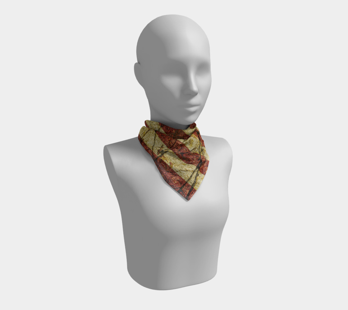 Vintage American Roots Scarf preview #1