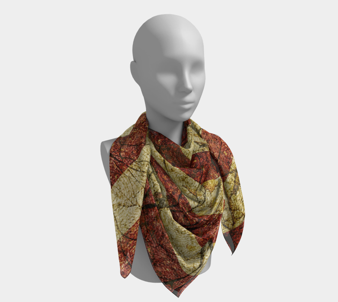 Vintage American Roots Scarf preview #4