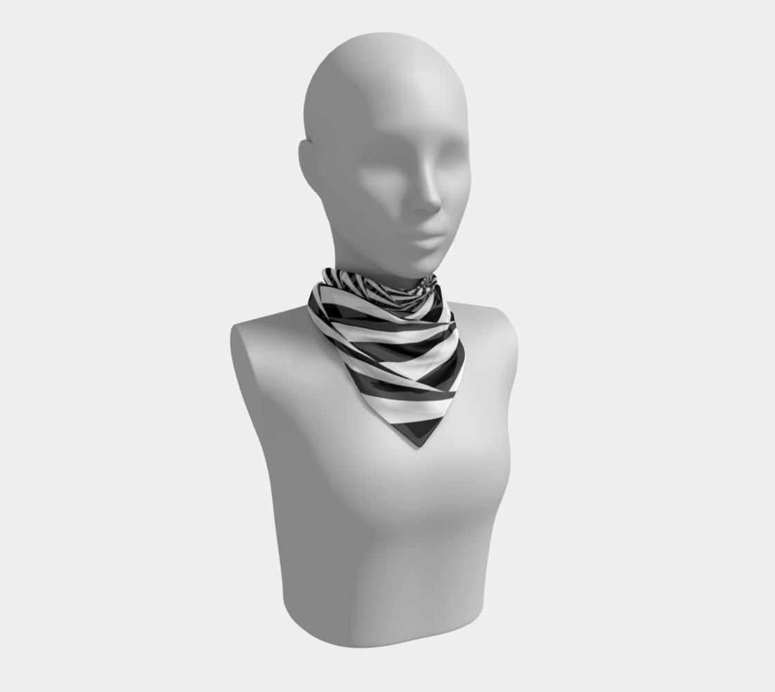Hypnotic Silk Scarf preview #1