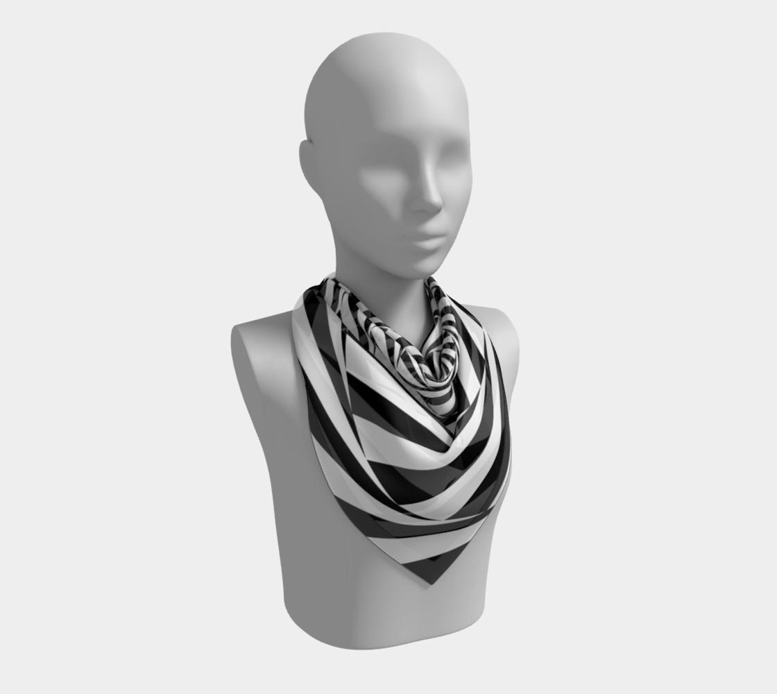 Hypnotic Silk Scarf preview #2