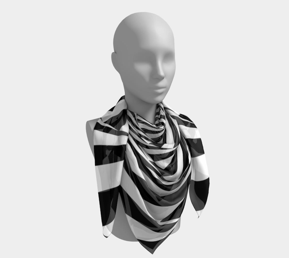 Hypnotic Silk Scarf preview #4