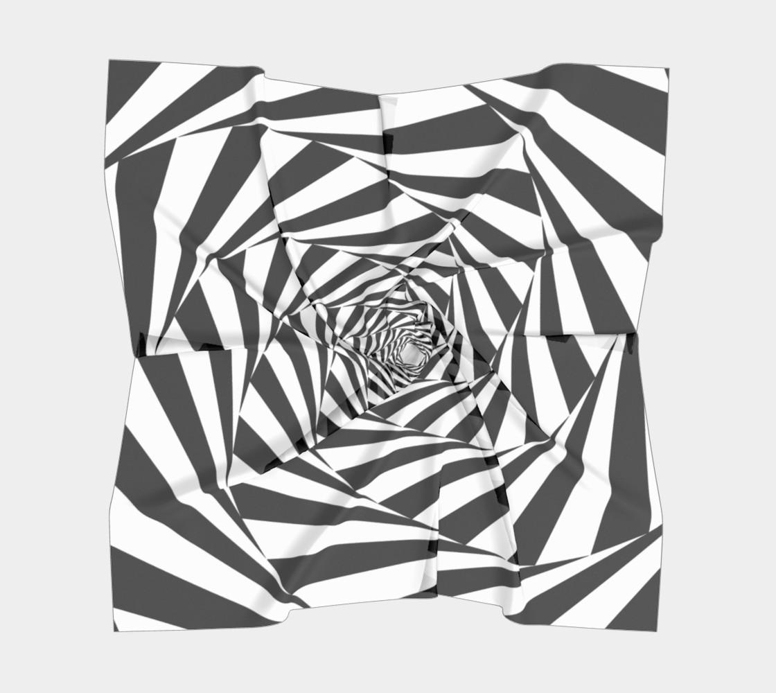 Hypnotic Silk Scarf preview #5