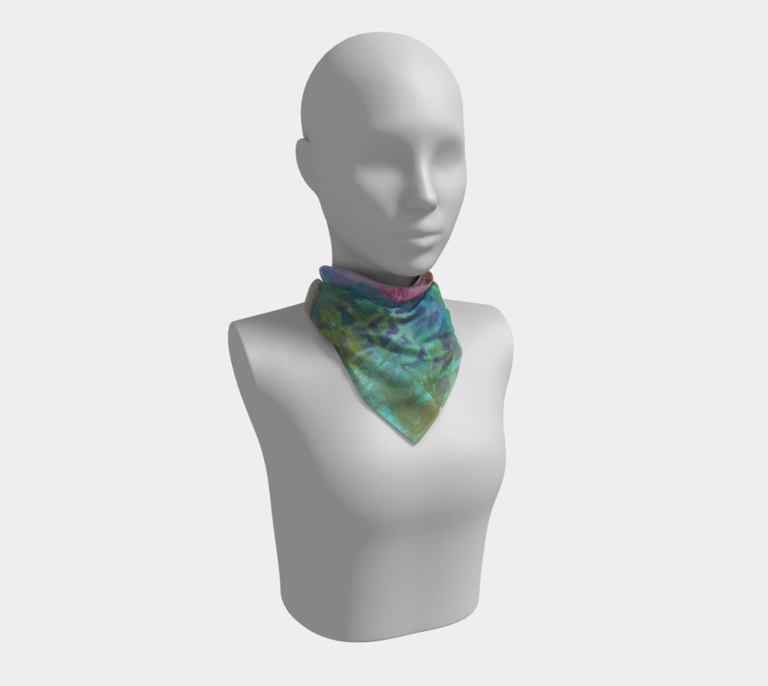 Anahalia - Square Scarf preview #1