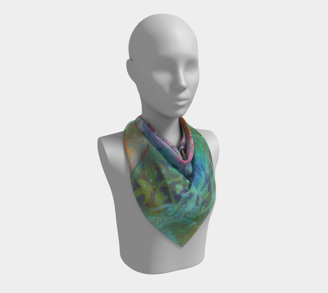 Anahalia - Square Scarf preview #2