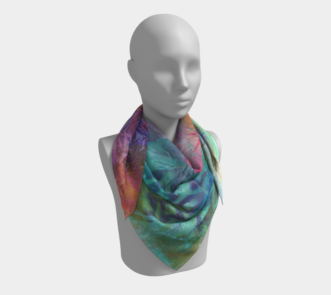 Anahalia - Square Scarf preview #3
