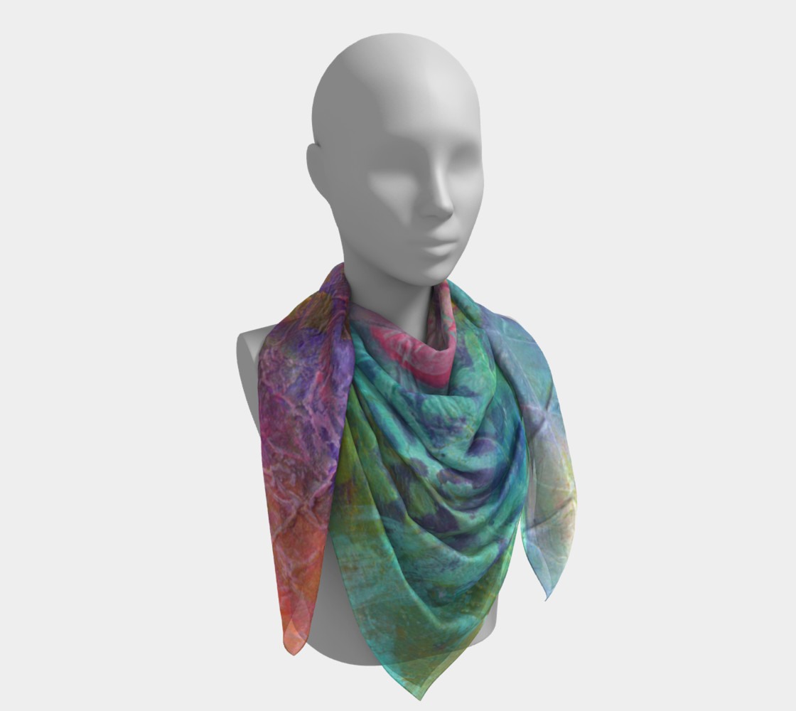 Anahalia - Square Scarf preview #4