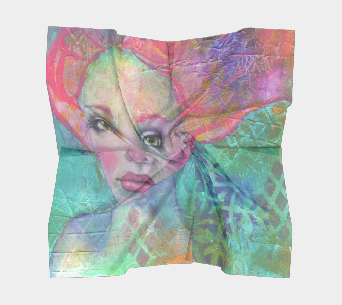 Anahalia - Square Scarf preview #5