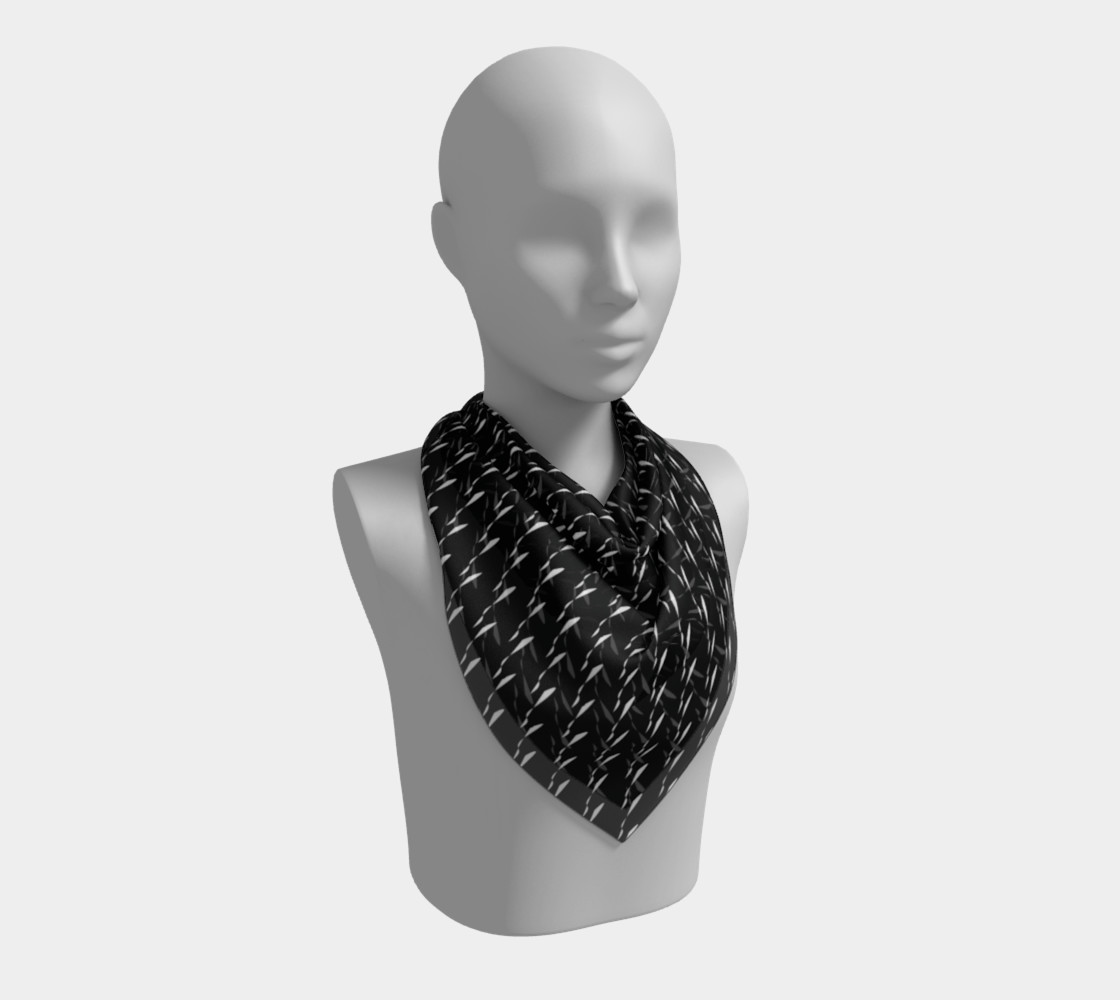 WOB Squiggle Scarf preview #2