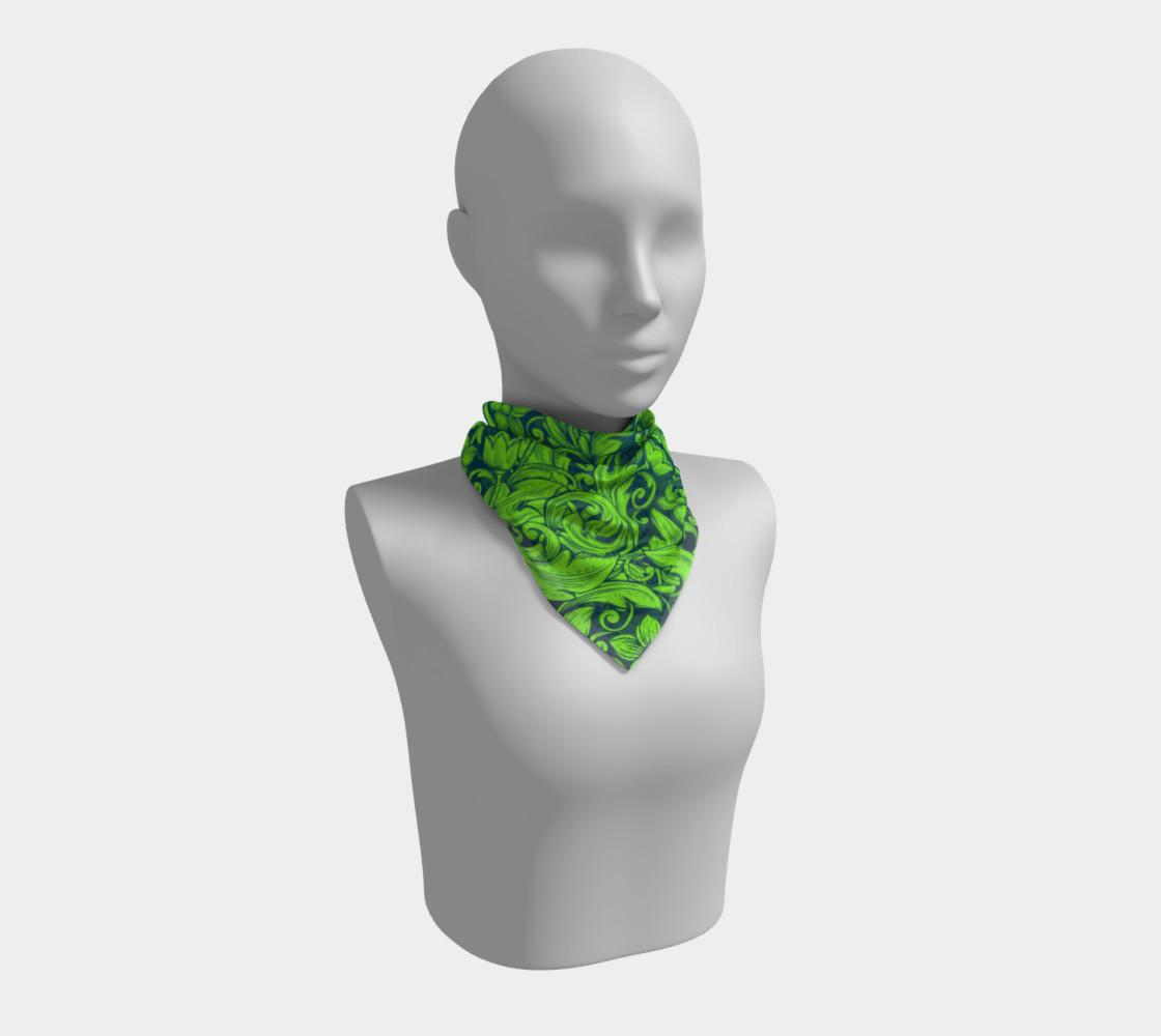 Aperçu de green leaves #1