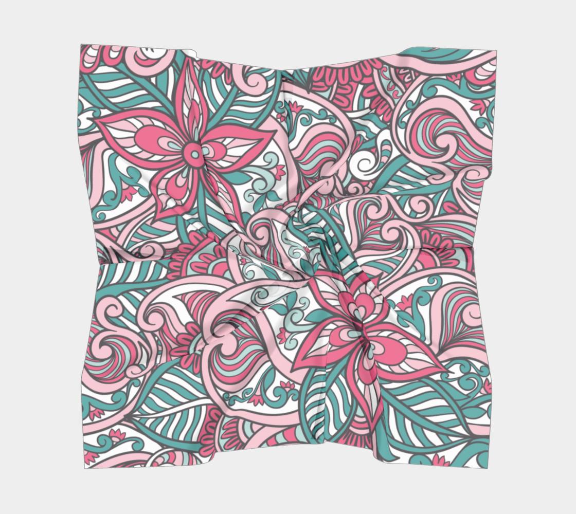 Aperçu de Indian Floral Pattern #5