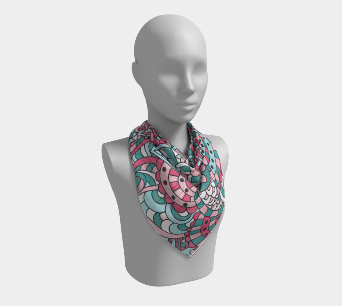 Indian Floral Pattern preview #2