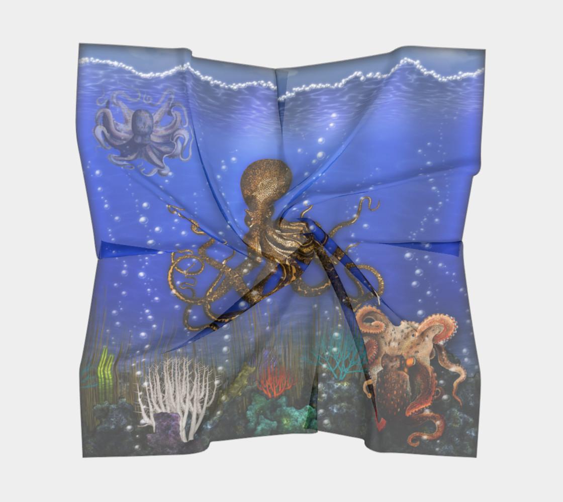 Aperçu de Octopus' Lair - colorful #5
